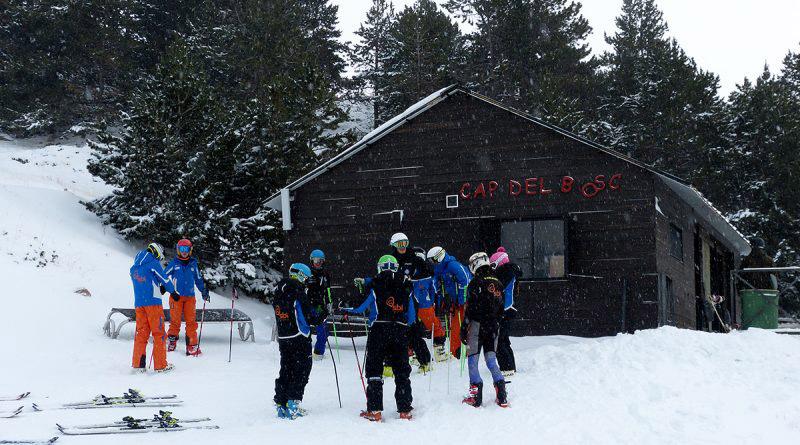 ¡100% del dominio esquiable en Masella!