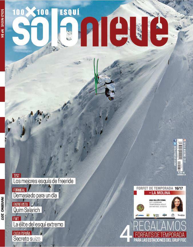 Revista Solo Nieve nº84