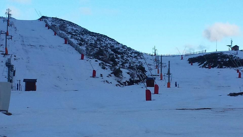 Las estaciones de esquí de León siguen sin fecha de apertura