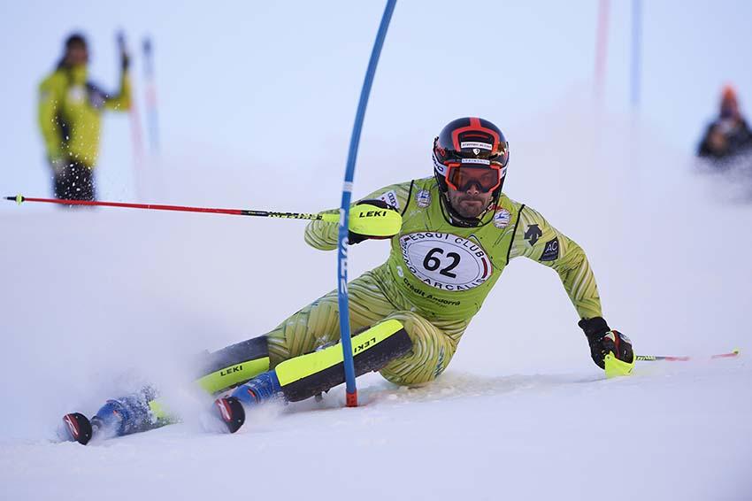 Destacados resultados de los esquiadores españoles en las carreras FIS en Espot y Vallnord