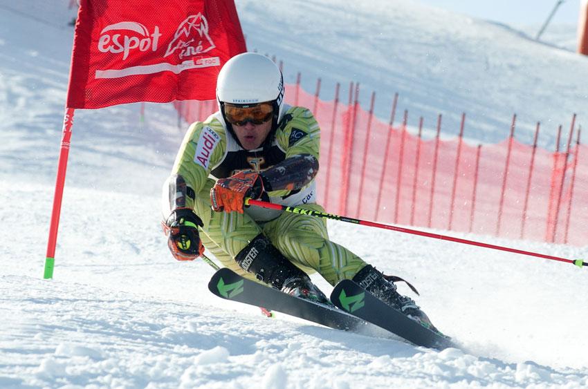 Quim Salarich y Juan del Campo representarán al esquí alpino español en el Campeonato del Mundo FIS de Saint Moritz (Suiza)
