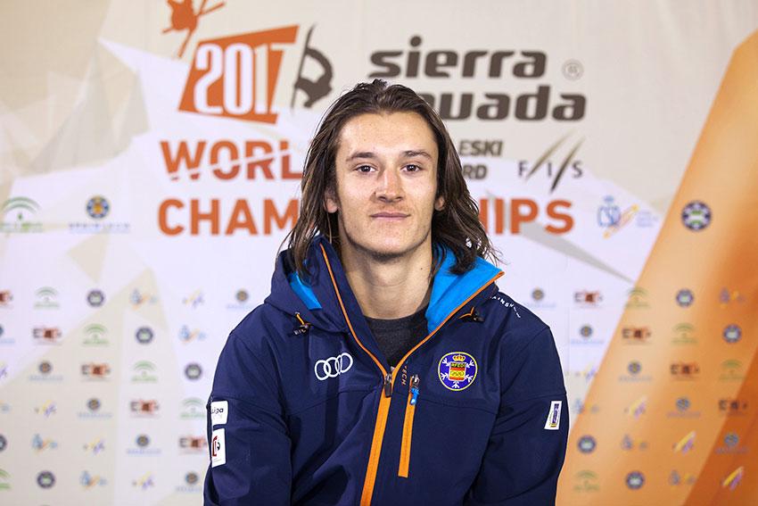 El rider RFEDI Javier Lliso se estrena en la Copa del Mundo de Freestyle Ski que se disputa en Font Romeu (Francia)