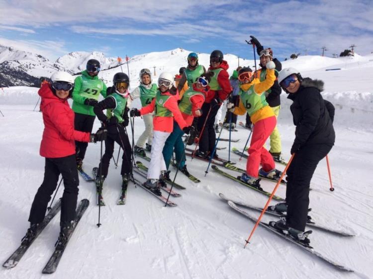 21 y 22 de enero: III BBB Ski Race en Baqueira Beret
