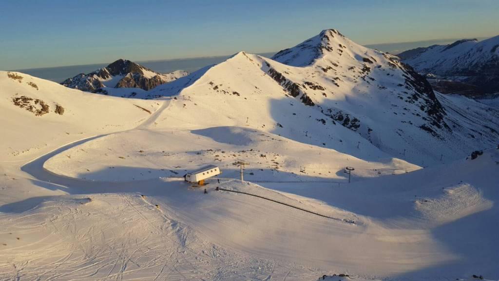 El mejor fin de semana de esquí en las estaciones de la provincia de León
