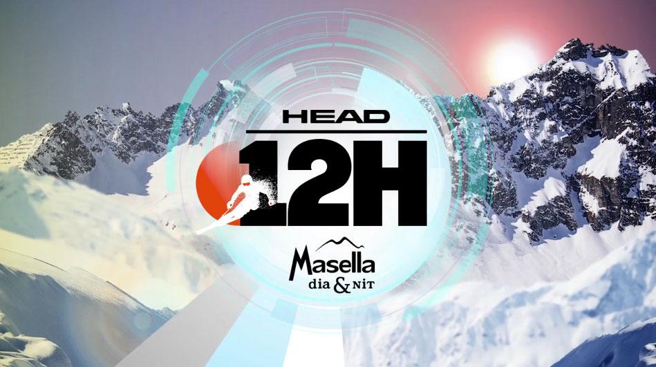 Únete a la Head 12 Horas Masella, la primera carrera de resistencia del Pirineo