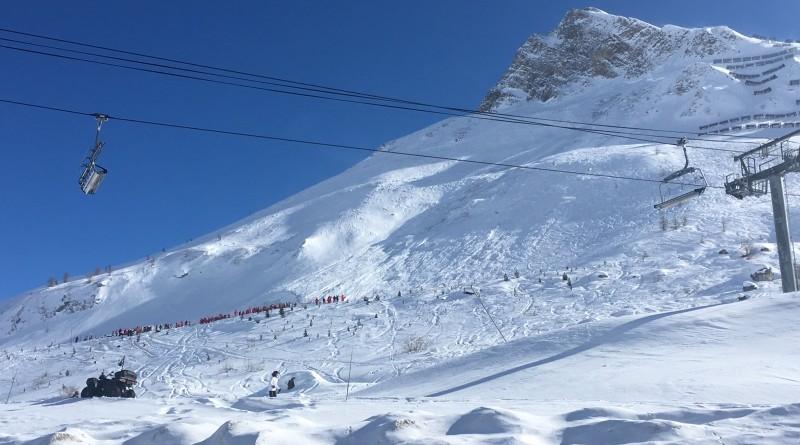 Al menos cuatro personas mueren víctima de una avalancha en Tignes