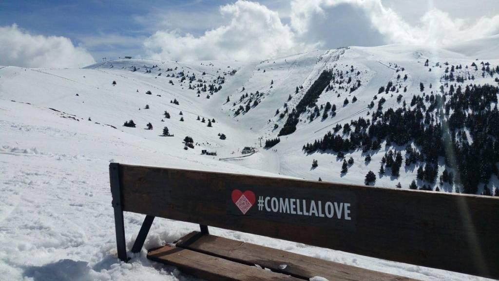 La Molina enseña cómo funciona una estación de esquí