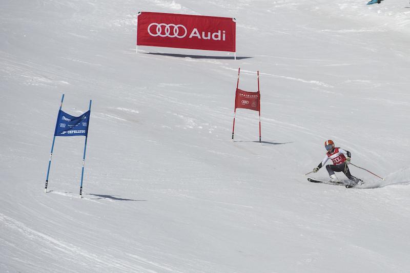 El V Trofeo Cantabria cierra la temporada 16-17 del circuito de esquí alpino Audi quattro Cup U12/10