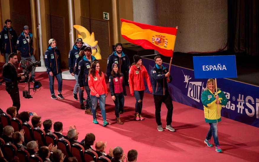 Inaugurado el Campeonato del Mundo FIS Freeestyle Ski y Snowboard de Sierra Nevada