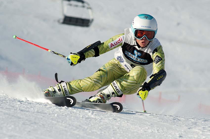 Campeonatos de España absolutos de esquí alpino en Espot