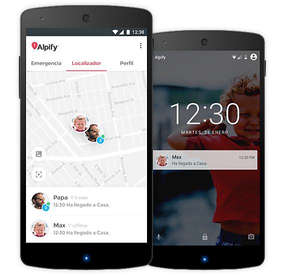 Alpify cierra una ronda de 1 millón de euros para convertirse en la app de seguridad de toda la familia