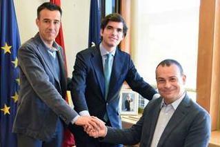 La RFEDI y la FEDDF firman un convenio de colaboración en el CSD