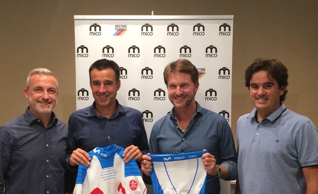 Mico Sport, nuevo proveedor de ropa térmica de la RFEDI