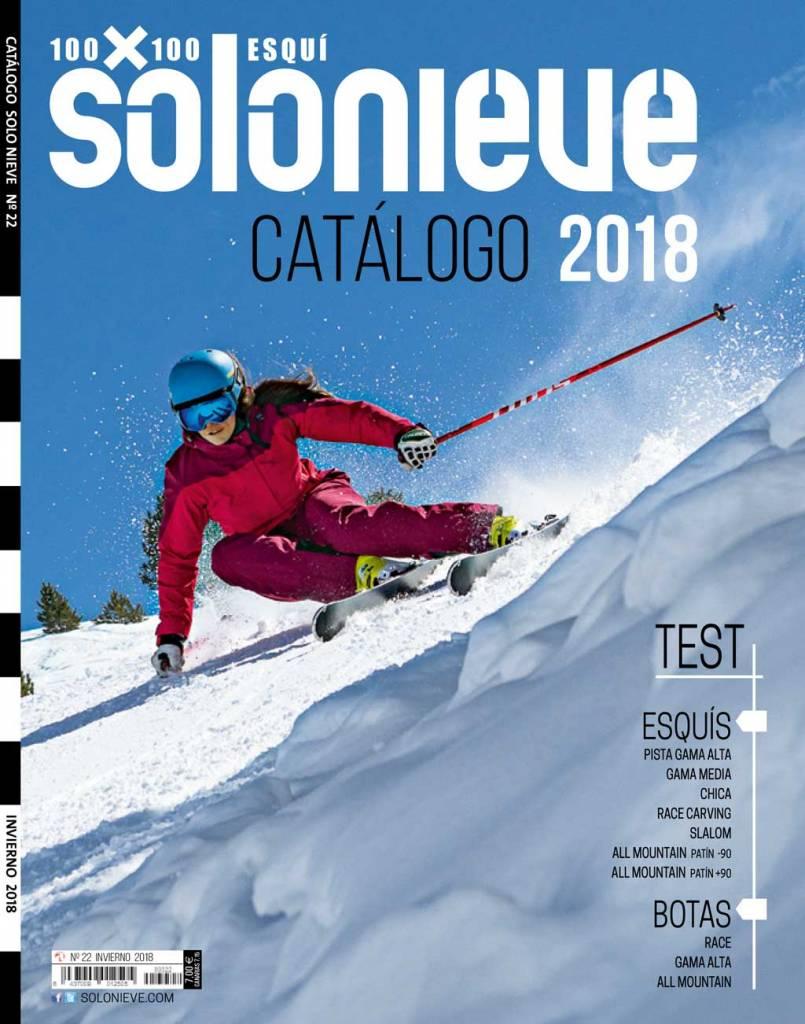 Catálogo Solo Nieve 2018