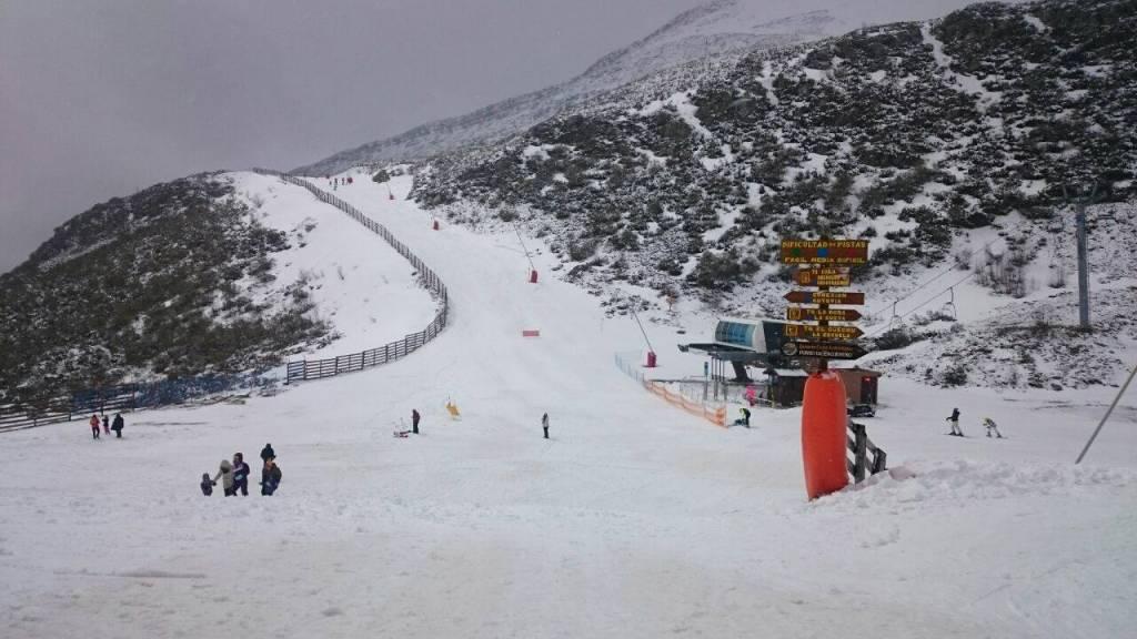 Las estaciones de esquí de León abrirán 129 días esta temporada