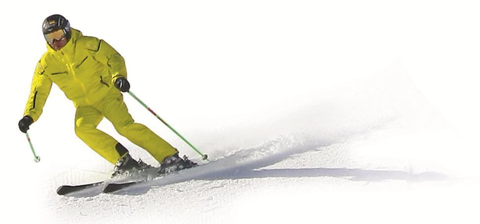 esquí interior