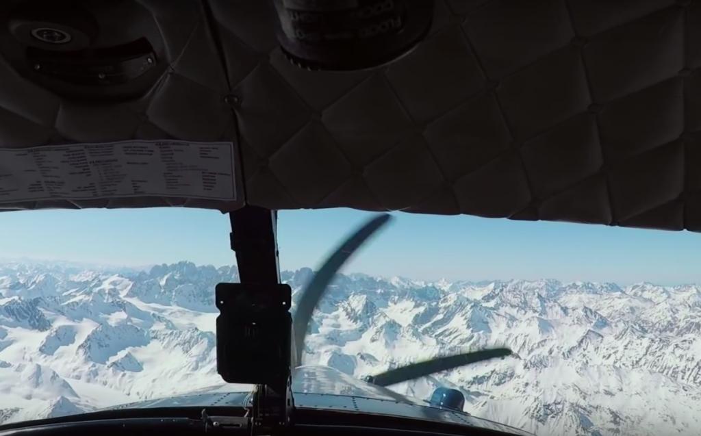 Chris Davenport en un viaje de aventura y esquí a Alaska