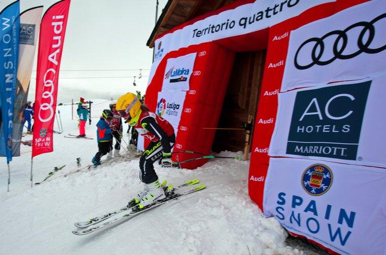 Cambios y mejoras en la formación de los deportes de invierno españoles