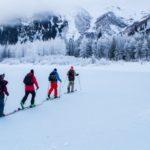 Aventura: Alaska Explorer en 'The Turnagain Pass'