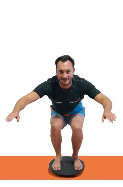 Tecnica esqui ejercicios en seco 4