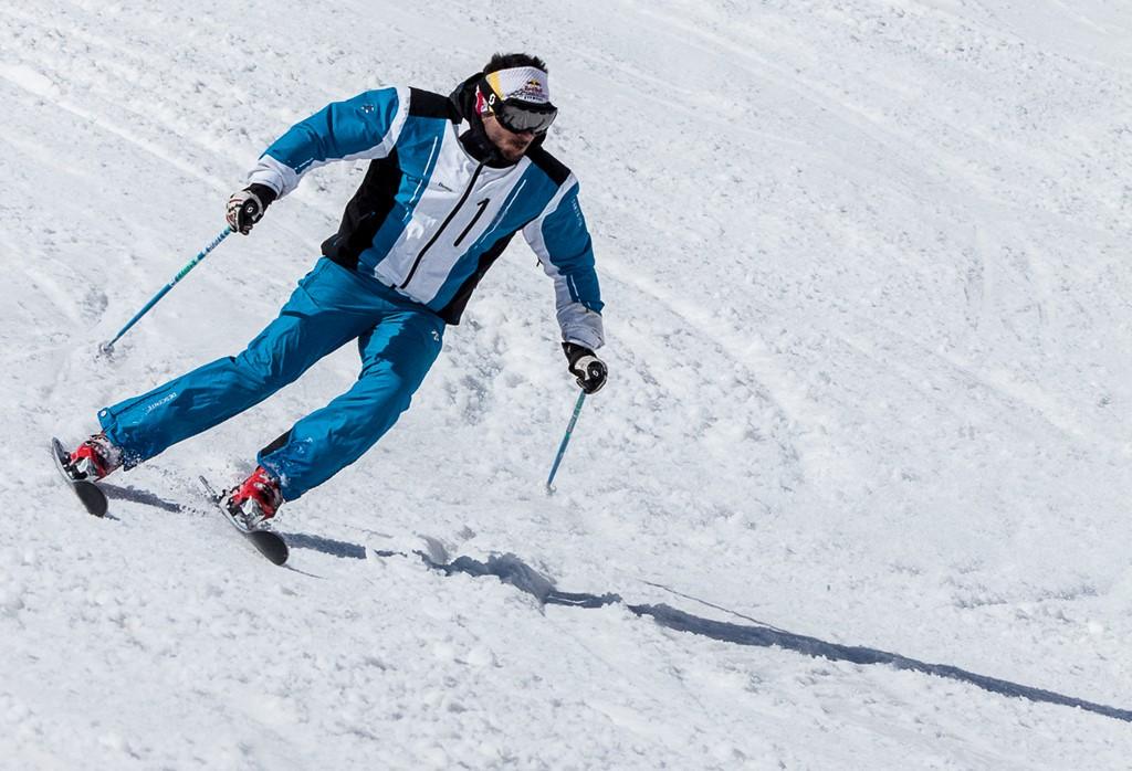 Tecnica esqui en continuo movimiento 3