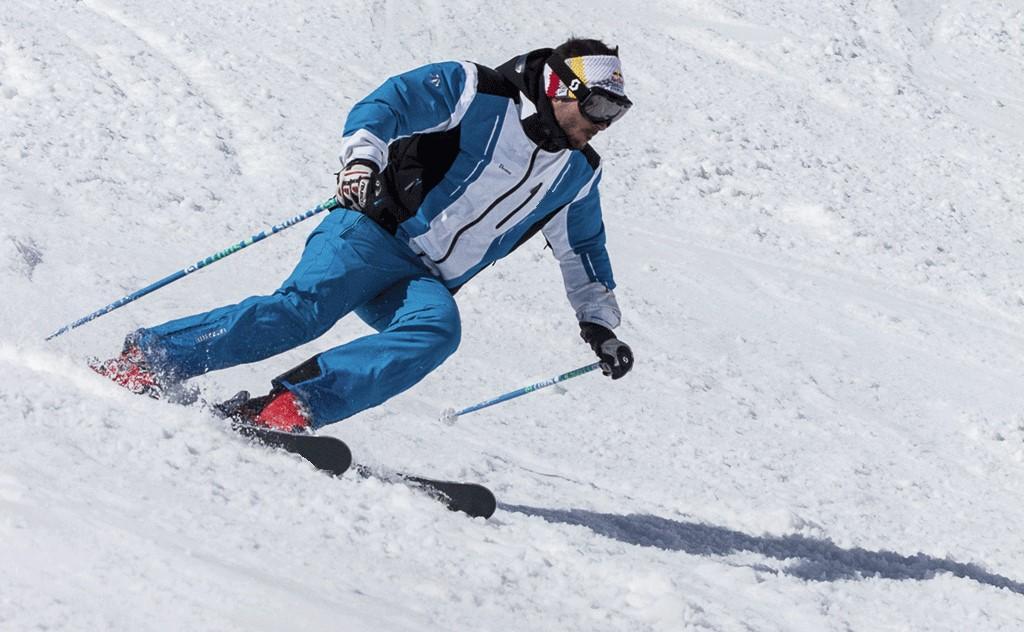 Tecnica esqui en continuo movimiento 4