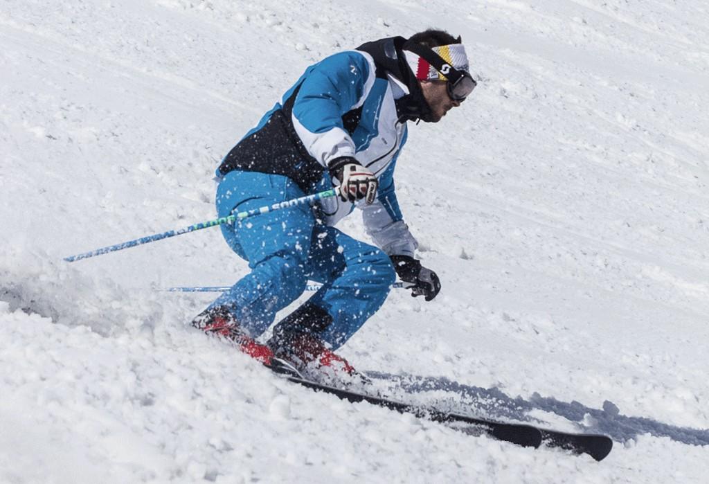 Tecnica esqui en continuo movimiento 5