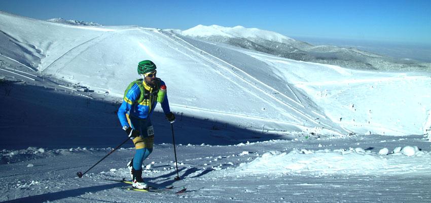 Nuevo 'pase' de skimo en la estación de Valdesquí
