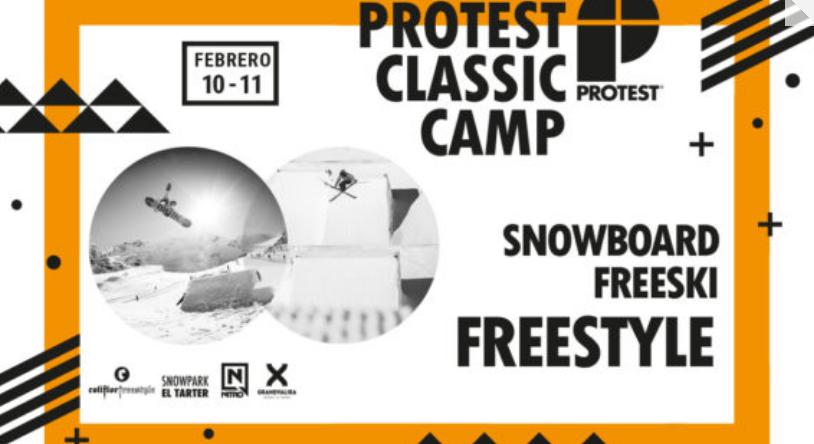 Apúntate al Protest Classic Camp 2018