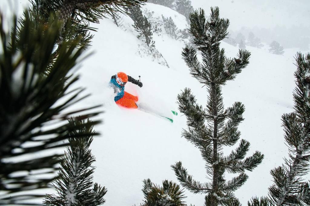 Elegir talla esqui fuera pistas