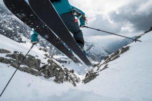 Conoce las tecnologías de construcción de los esquís
