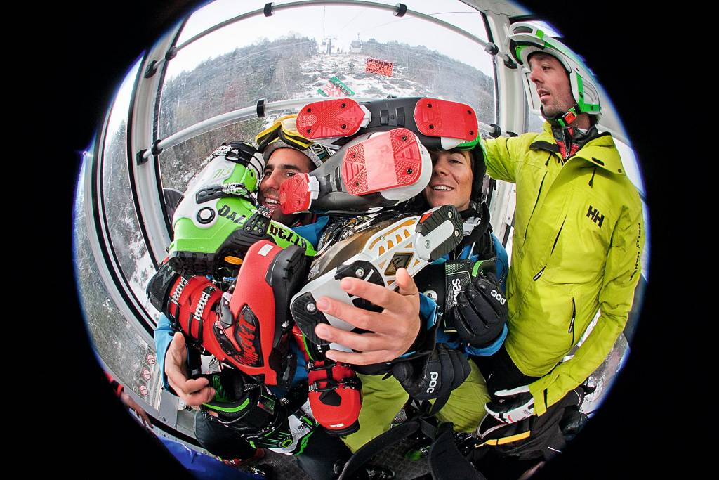 nociones basicas botas de esqui