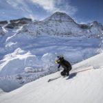 Gavarnie-Gédre, en Les Pyrénées: Esquiar en el país de la brecha divina