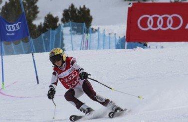 El circuito Audi quattro Cup de esquí alpino U12/10 vuelve a Astún