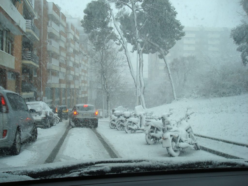 nevada en barcelona