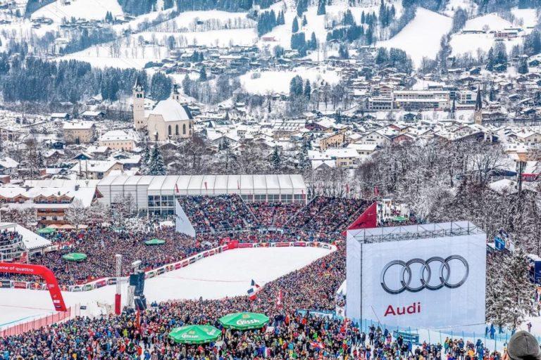 ¿Quieres ganar un viaje para ver la Copa del Mundo de Kitzbühel en persona?