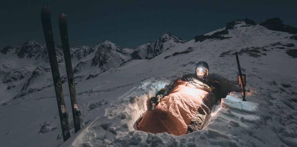 Vivac Arcalís Experience by The North Face, una noche bajo las estrellas a más de 2.600 metros de altura