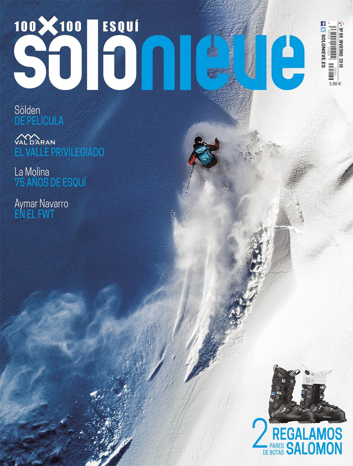 Revista Solo Nieve nº89