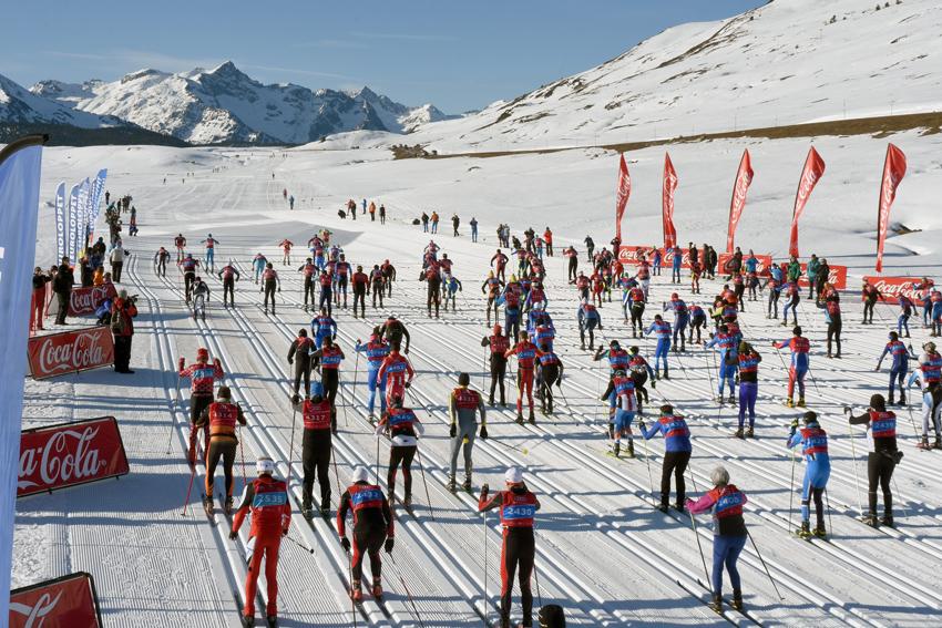 Baqueira Beret, sede de la final del esquí de fondo continental FIS