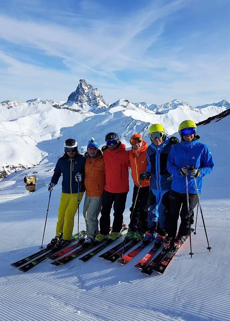 esquís Völkl Deacon