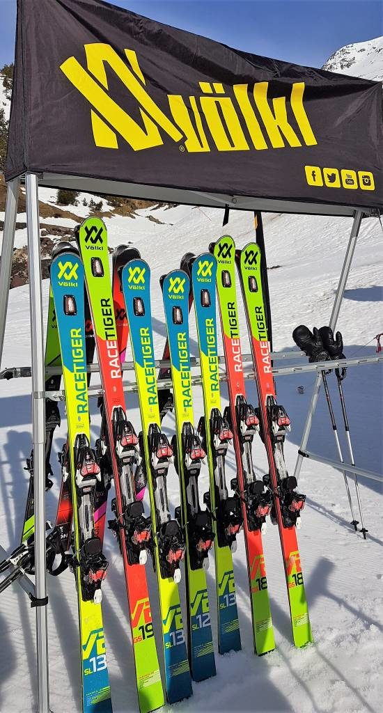 Esquís Völkl Racetiger