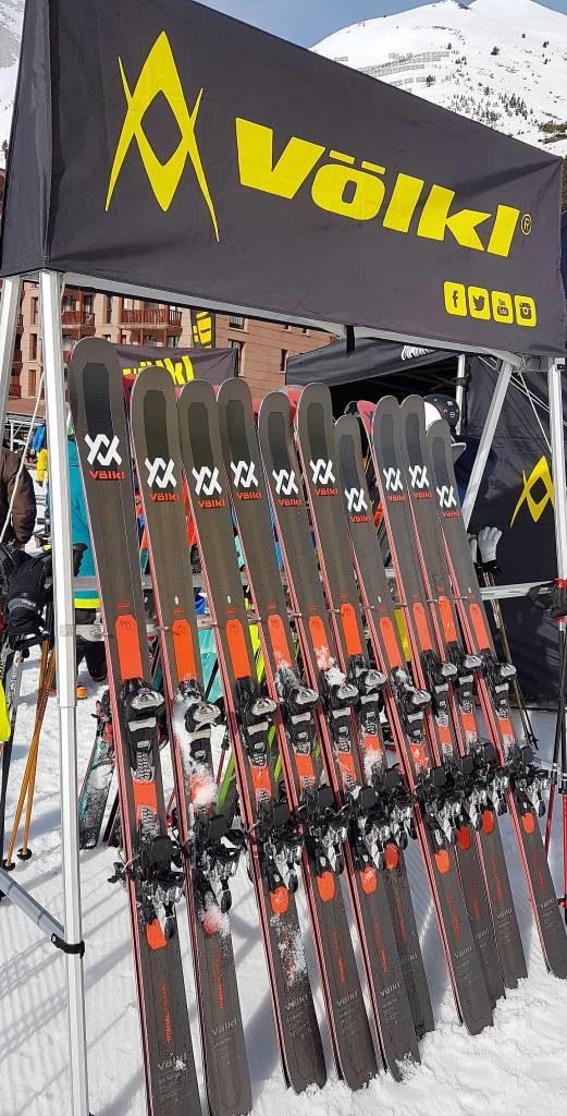 esquís Völkl Mantra