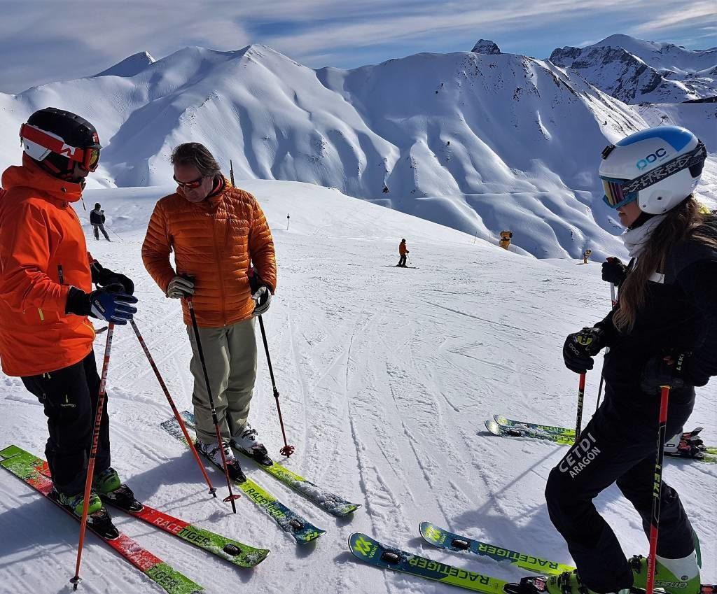 esquís Völkl