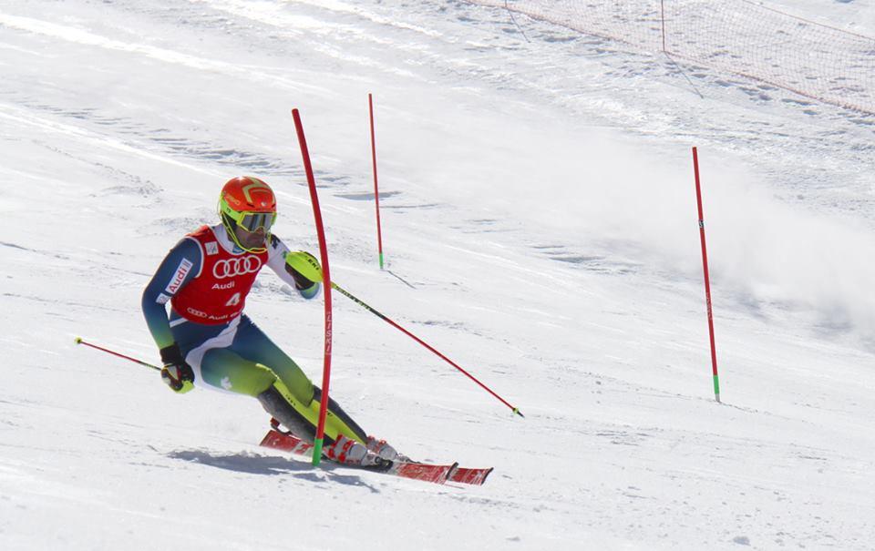 Joaquim Salarich beca olímpica ADO 2018