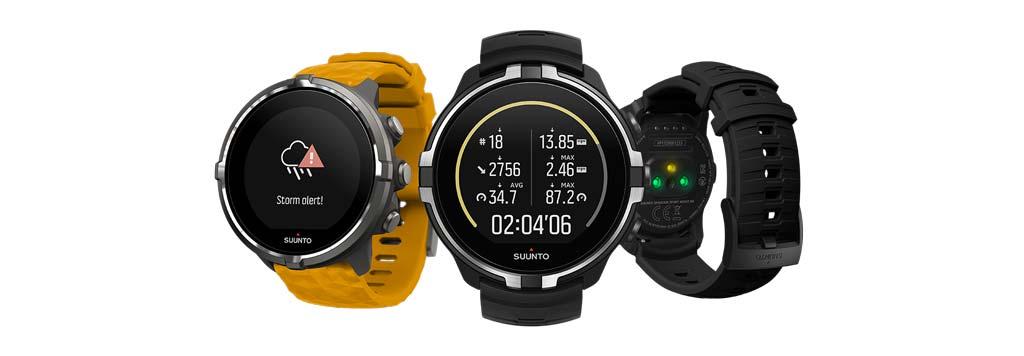 100 bajadas con… Suunto Spartan Sport Wrist HR Baro: Ahora, con pulsómetro y barómetro