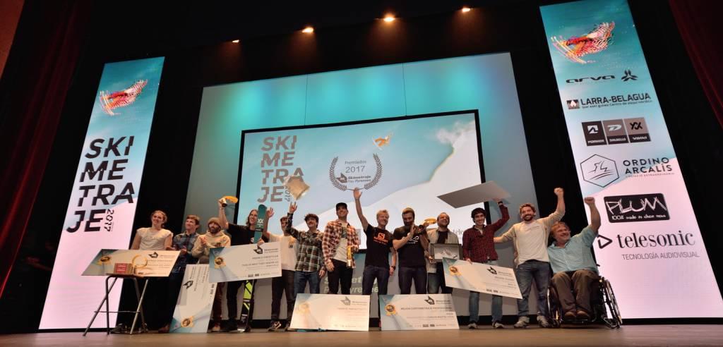skimetraje 2017 ganadores