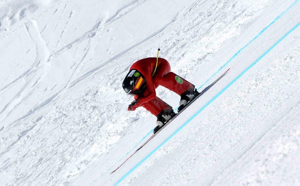 RFEDI esquí de velocidad y mushing