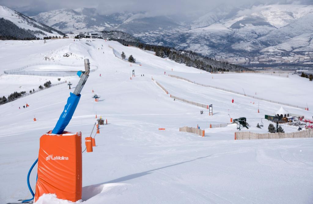 resultados estaciones de esquí catalanas La Molina