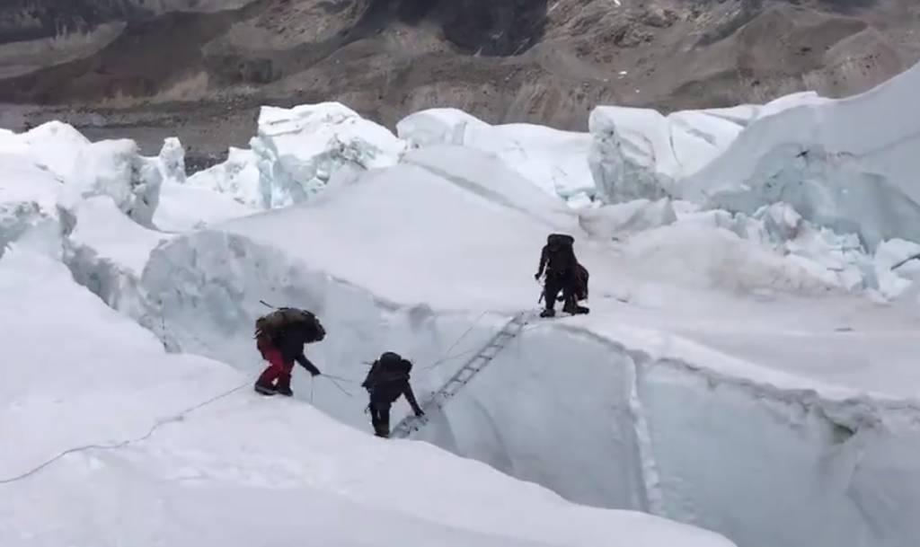 Las trampas del Everest