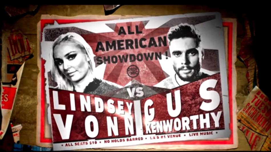 duelo entre Lindsey Vonn y Gus Kenworthy